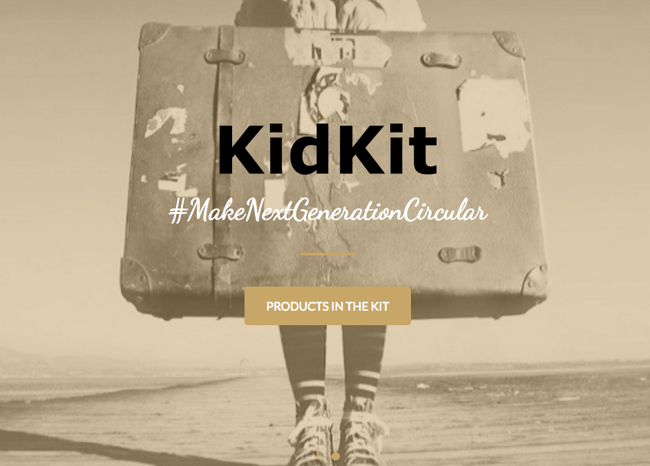 KidKit, a children's clothing rental service for the holiday period