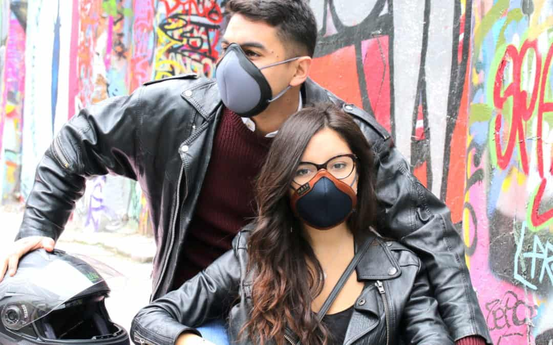 MASK GENERATION, Protecting yourself from pollution … in style
